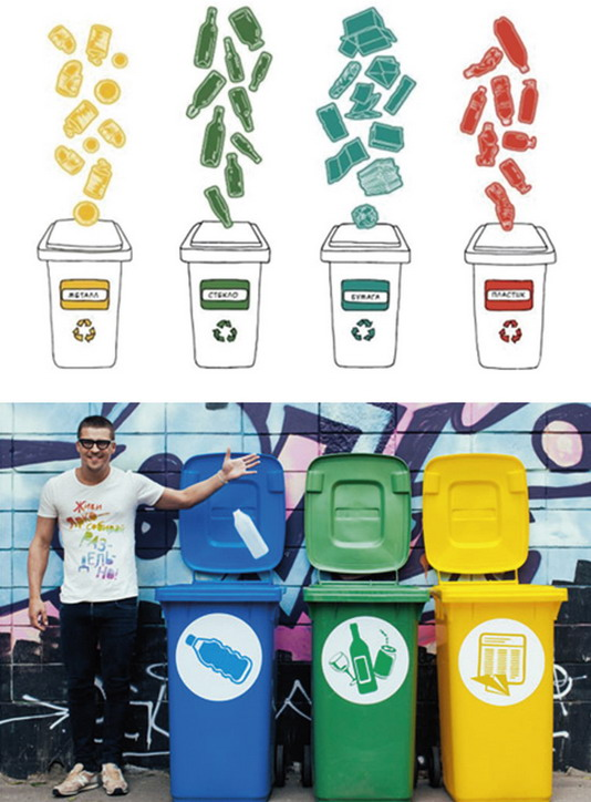 Название: Сборники для раздельного мусора в Европе.jpg Просмотры: 633  Размер: 100.8 Кб