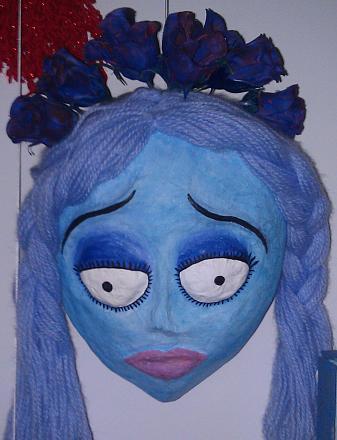 Нажмите на изображение для увеличения Название: Мертвая невеста - маска.jpg Просмотры: 288 Размер:83.8 Кб ID:17158
