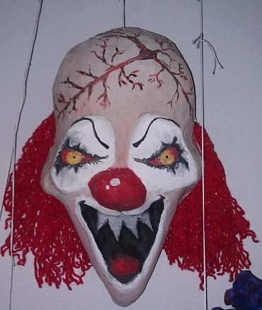 Нажмите на изображение для увеличения Название: Злой клоун - маска.jpg Просмотры: 268 Размер:95.0 Кб ID:17159