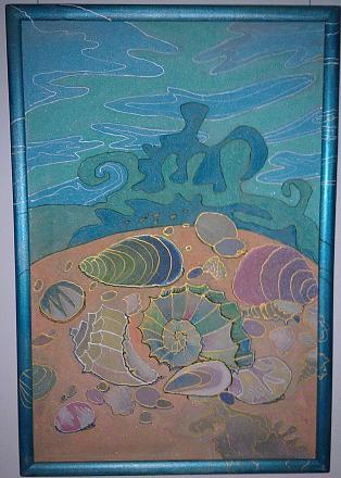 Нажмите на изображение для увеличения Название: Подводный мир - картина.jpg Просмотры: 288 Размер:118.9 Кб ID:17163