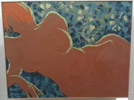 Нажмите на изображение для увеличения Название: Рыжая. Картина Гицул Ивана..jpg Просмотры: 249 Размер:73.1 Кб ID:17379