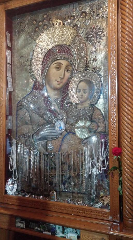 Название: Икона в Иерусалиме.jpg Просмотры: 1114  Размер: 209.0 Кб