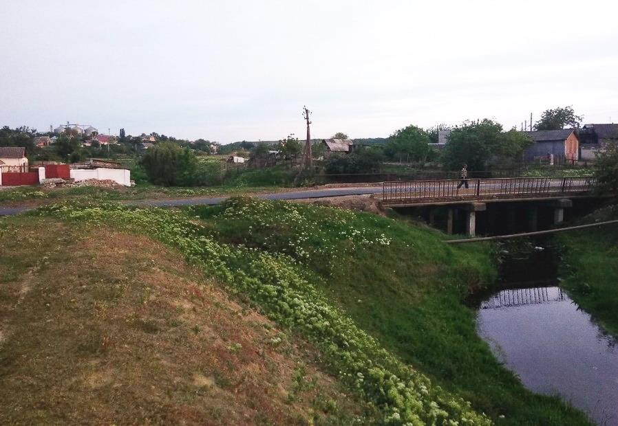Название: Мост в Суклее по улице Дмитрова.jpg Просмотры: 225  Размер: 146.8 Кб