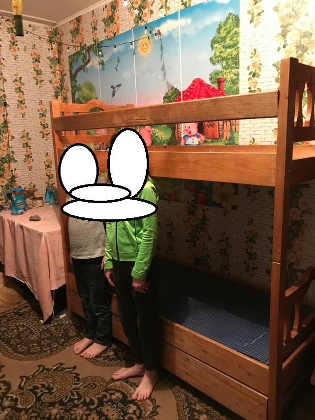 Название: Духярусная кровать в Бендерах детям.jpg Просмотры: 120  Размер: 196.8 Кб