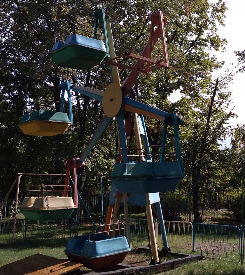 Название: Карусель  в парке Горького.jpg Просмотры: 116  Размер: 366.0 Кб