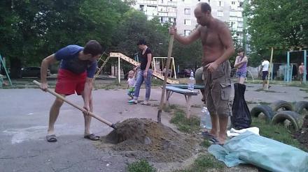 Нажмите на изображение для увеличения Название: Игорь и Боря делают бетон.jpg Просмотры: 232 Размер:78.6 Кб ID:16591