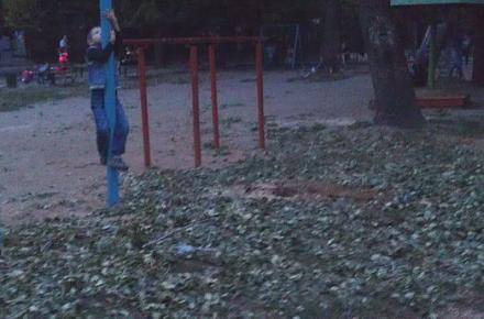 Нажмите на изображение для увеличения Название: Площадка для детей без дерева.jpg Просмотры: 226 Размер:49.1 Кб ID:16870