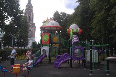 Нажмите на изображение для увеличения Название: Ракушка - детская площадка.jpg Просмотры: 219 Размер:93.9 Кб ID:22317