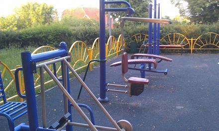 Нажмите на изображение для увеличения Название: Тренажеры на детской площадке.jpg Просмотры: 222 Размер:99.8 Кб ID:22318