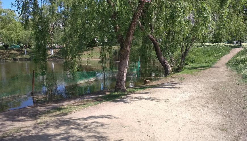 Название: Озеро у епархии в Тирасполе.jpg Просмотры: 1764  Размер: 212.1 Кб