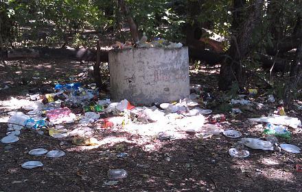 Нажмите на изображение для увеличения Название: Цементный цилиндр для мусора.jpg Просмотры: 724 Размер:148.8 Кб ID:16478