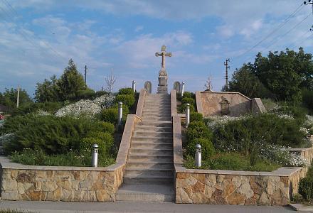 Нажмите на изображение для увеличения Название: Поклонный крест в селе Кицканы.jpg Просмотры: 160 Размер:103.7 Кб ID:18684