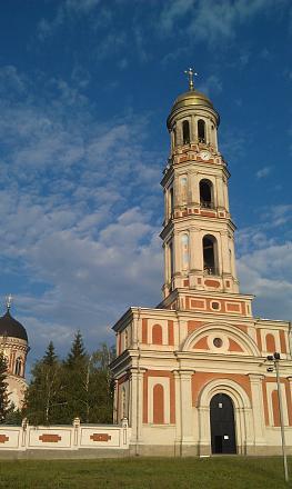 Нажмите на изображение для увеличения Название: Кицканский монастырь - Монастырская колокольня.jpg Просмотры: 146 Размер:74.9 Кб ID:18686