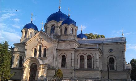 Нажмите на изображение для увеличения Название: Успенская церковь (Свято-Успенский храм).jpg Просмотры: 114 Размер:83.8 Кб ID:18688