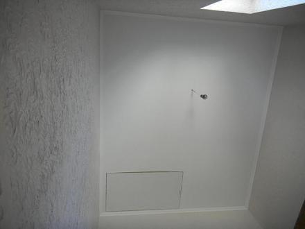 Нажмите на изображение для увеличения Название: фото готового натяжного потолка с люком на чердак.jpg Просмотры: 559 Размер:24.8 Кб ID:11417