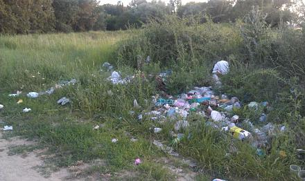 Нажмите на изображение для увеличения Название: мусор на берегу Днестра - 2015.jpg Просмотры: 215 Размер:78.1 Кб ID:16215