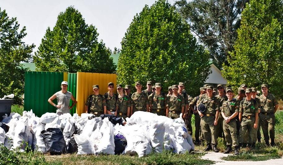 Название: Мин обороны на уборке мусора.jpg Просмотры: 91  Размер: 258.7 Кб