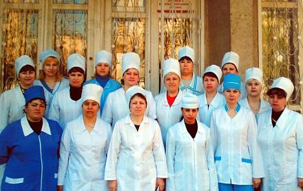 Нажмите на изображение для увеличения Название: Старшие медицинские сестры отделений госпиталя.jpg Просмотры: 490 Размер:70.8 Кб ID:16223