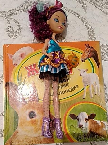 Название: Лаура - кукла и книжка.jpg Просмотры: 97  Размер: 105.6 Кб