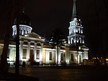 Нажмите на изображение для увеличения Название: Церковь на соборной площади Одессы.jpg Просмотры: 284 Размер:38.7 Кб ID:12938