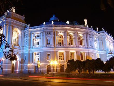 Нажмите на изображение для увеличения Название: Одесский оперный театр.jpg Просмотры: 281 Размер:55.4 Кб ID:12939