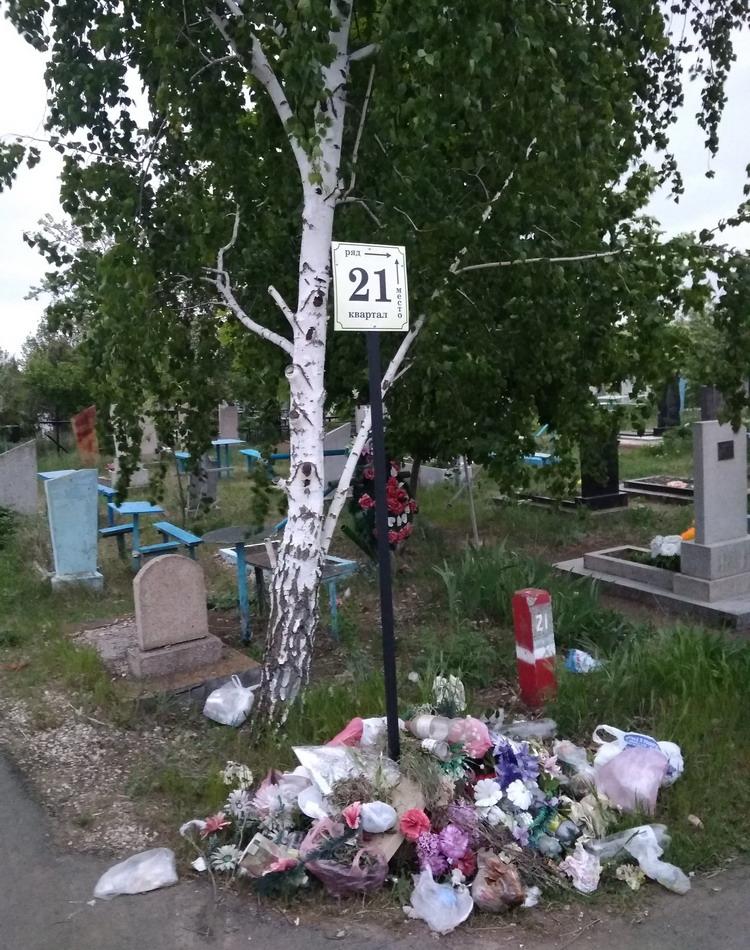 Название: тираспольское новое кладбище в мусоре.jpg Просмотры: 355  Размер: 272.2 Кб