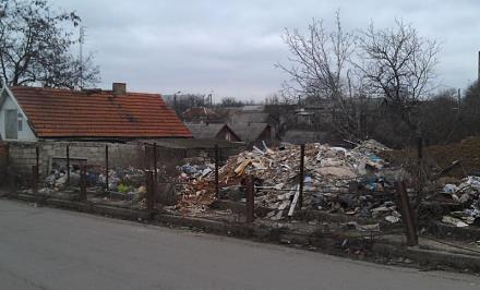 Нажмите на изображение для увеличения Название: Разрушенный дом в Тирасполе.jpg Просмотры: 215 Размер:57.3 Кб ID:15613