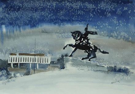 Нажмите на изображение для увеличения Название: Памятник Александру Суворову.jpg Просмотры: 251 Размер:68.1 Кб ID:13772