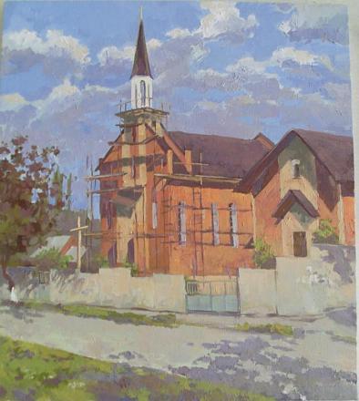 Нажмите на изображение для увеличения Название: Католический костел.jpg Просмотры: 182 Размер:67.7 Кб ID:14968