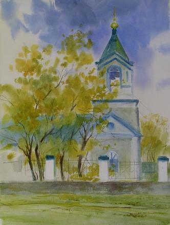 Нажмите на изображение для увеличения Название: Церковь во имя Покрова Пресвятой Богородицы.jpg Просмотры: 325 Размер:55.5 Кб ID:14983
