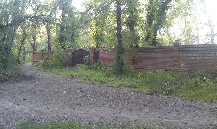 Нажмите на изображение для увеличения Название: Кирпичный забор у Днестра.jpg Просмотры: 327 Размер:116.5 Кб ID:21788