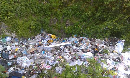 Нажмите на изображение для увеличения Название: Гора мусора у Днестра.jpg Просмотры: 348 Размер:132.4 Кб ID:21789