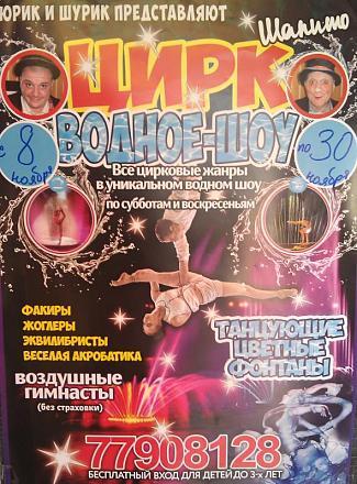 Нажмите на изображение для увеличения Название: Цирк Шапито в Тирасполе.jpg Просмотры: 222 Размер:106.0 Кб ID:14888