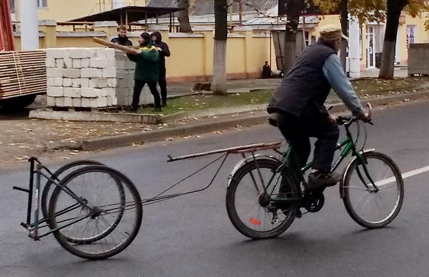 Название: Велосипед с прицепом.jpg Просмотры: 443  Размер: 191.5 Кб