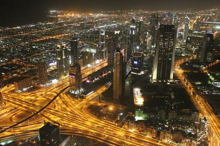 Нажмите на изображение для увеличения Название: вид на Дубай со смотровой площадки башни Бурж Халифа.jpeg Просмотры: 847 Размер:101.5 Кб ID:10088