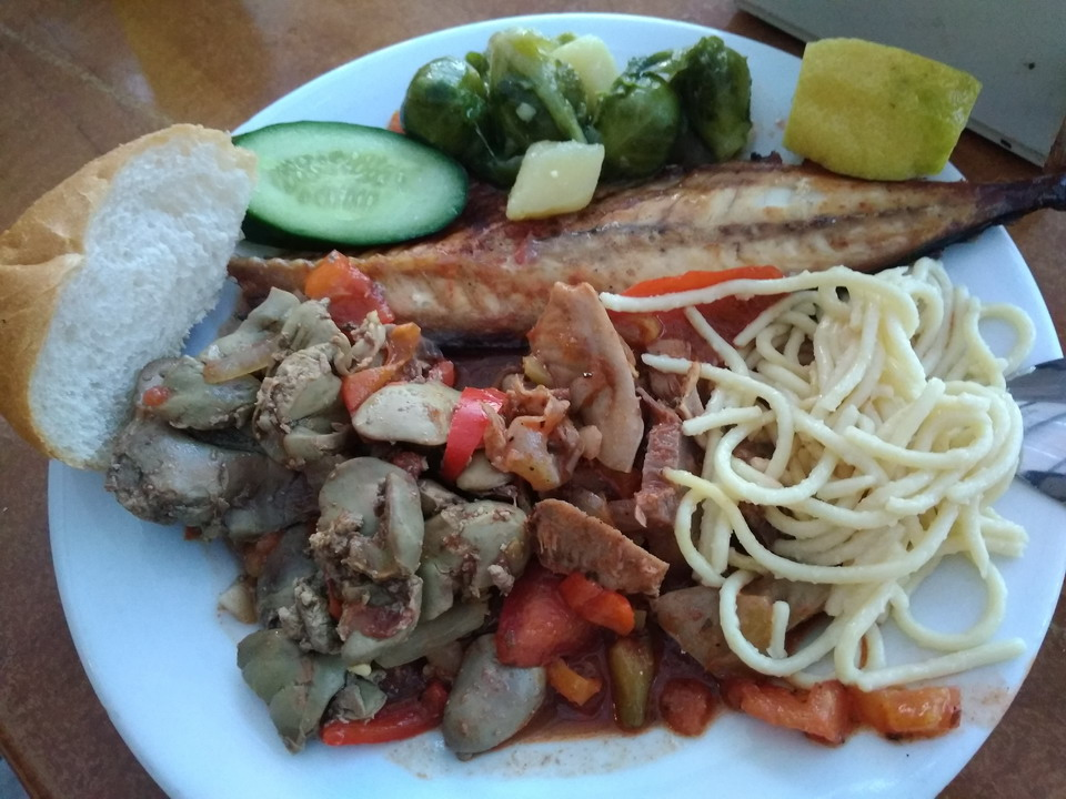 Название: Ужин в турецком отеле Limoncello.jpg Просмотры: 78  Размер: 186.6 Кб