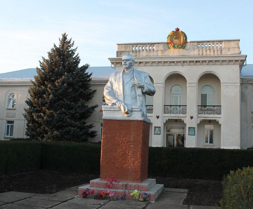Название: Памятник Ленину в Дубоссарах.JPG Просмотры: 240  Размер: 113.5 Кб