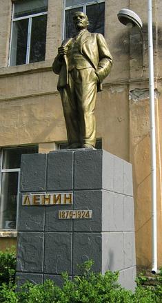 Нажмите на изображение для увеличения Название: Lenin_pamatnik.jpg Просмотры: 512 Размер:104.0 Кб ID:5779