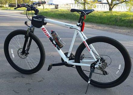 Нажмите на изображение для увеличения Название: Велосипед bianchi.jpg Просмотры: 286 Размер:159.5 Кб ID:21755