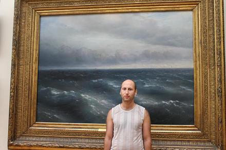 Нажмите на изображение для увеличения Название: На черном море.jpg Просмотры: 666 Размер:67.8 Кб ID:14584