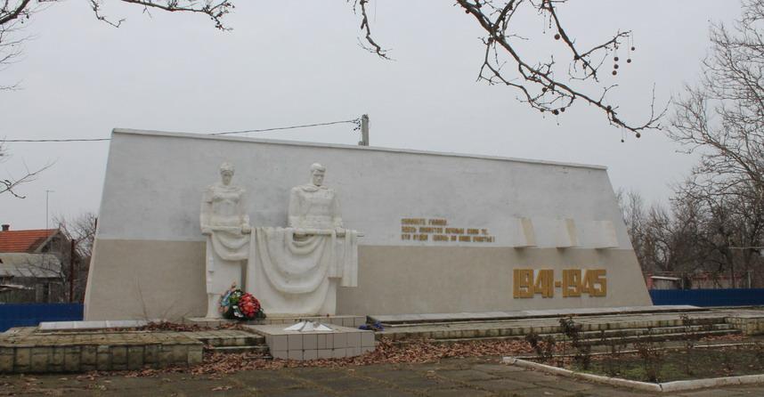 Название: Мемориал славы в Терновке.JPG Просмотры: 937  Размер: 110.7 Кб