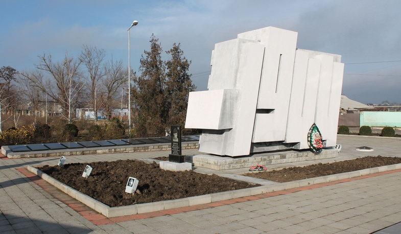 Название: Мемориал Славы в селе Ташлык.JPG Просмотры: 140  Размер: 94.3 Кб