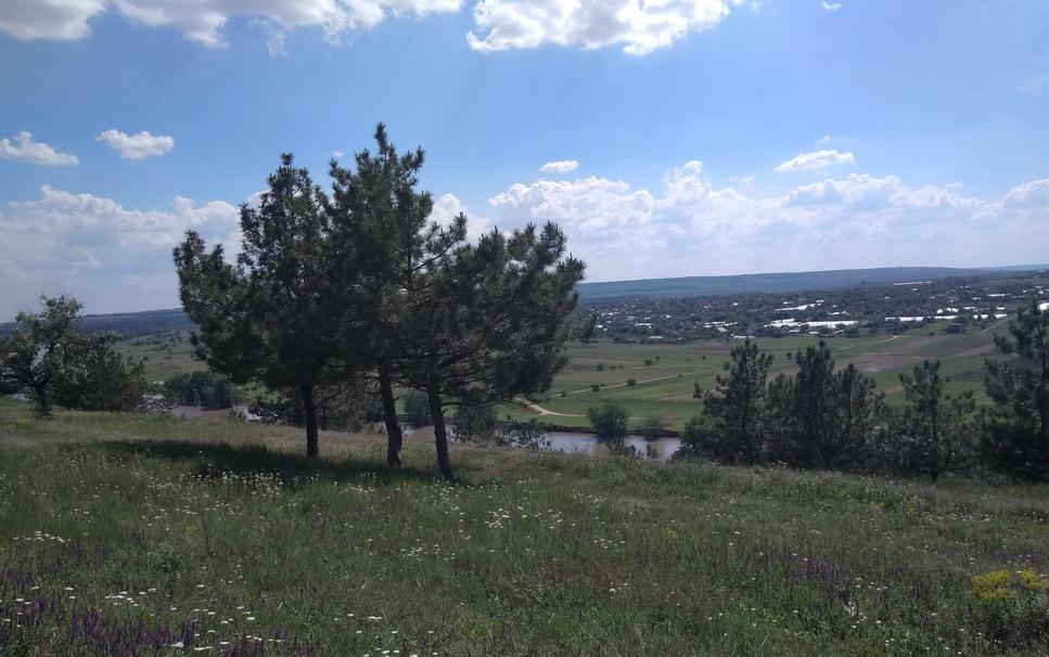 Название: Село Красногорка - окраина.jpg Просмотры: 306  Размер: 179.3 Кб