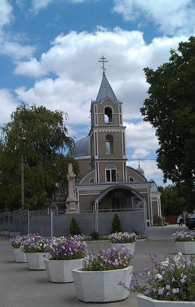 Нажмите на изображение для увеличения Название: Слободзея. Михаило-Архангельская церковь.jpg Просмотры: 494 Размер:89.6 Кб ID:16407