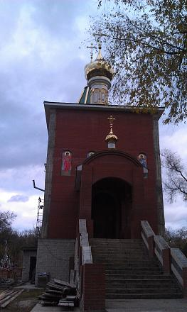 Нажмите на изображение для увеличения Название: Введенско-Пахомиевский женский монастырь в Тирасполе.jpg Просмотры: 446 Размер:89.4 Кб ID:17323