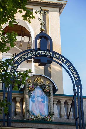 Нажмите на изображение для увеличения Название: Храм первоапостолов Петра и Павла.jpg Просмотры: 353 Размер:112.1 Кб ID:19249