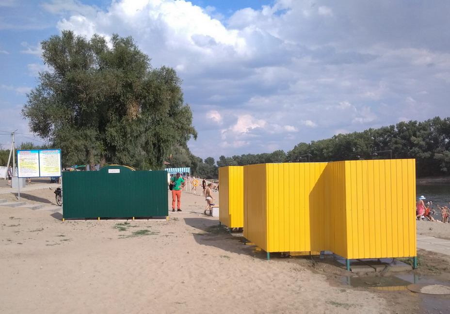 Название: Душевые и раздевалки - новый бендерский пляж.jpg Просмотры: 51  Размер: 157.3 Кб