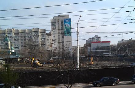 Нажмите на изображение для увеличения Название: Строительство в центре Тирасполя - жилой дом.jpg Просмотры: 681 Размер:55.8 Кб ID:15063