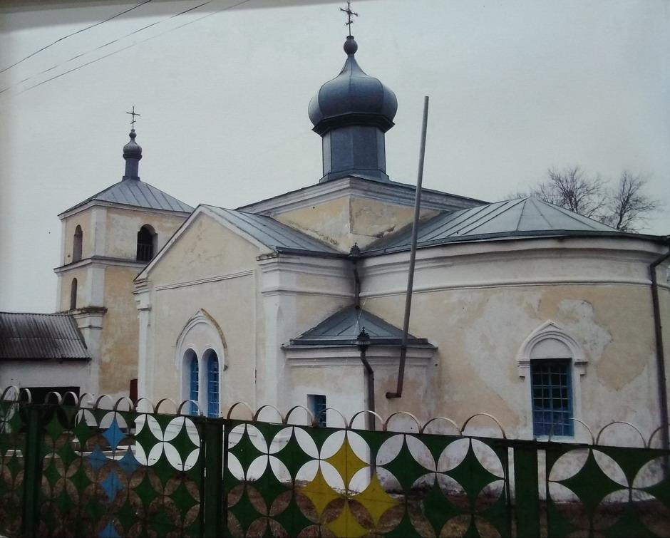 Название: Церковь Рождества Пресвятой Богородицы в Дубово.jpg Просмотры: 163  Размер: 170.1 Кб