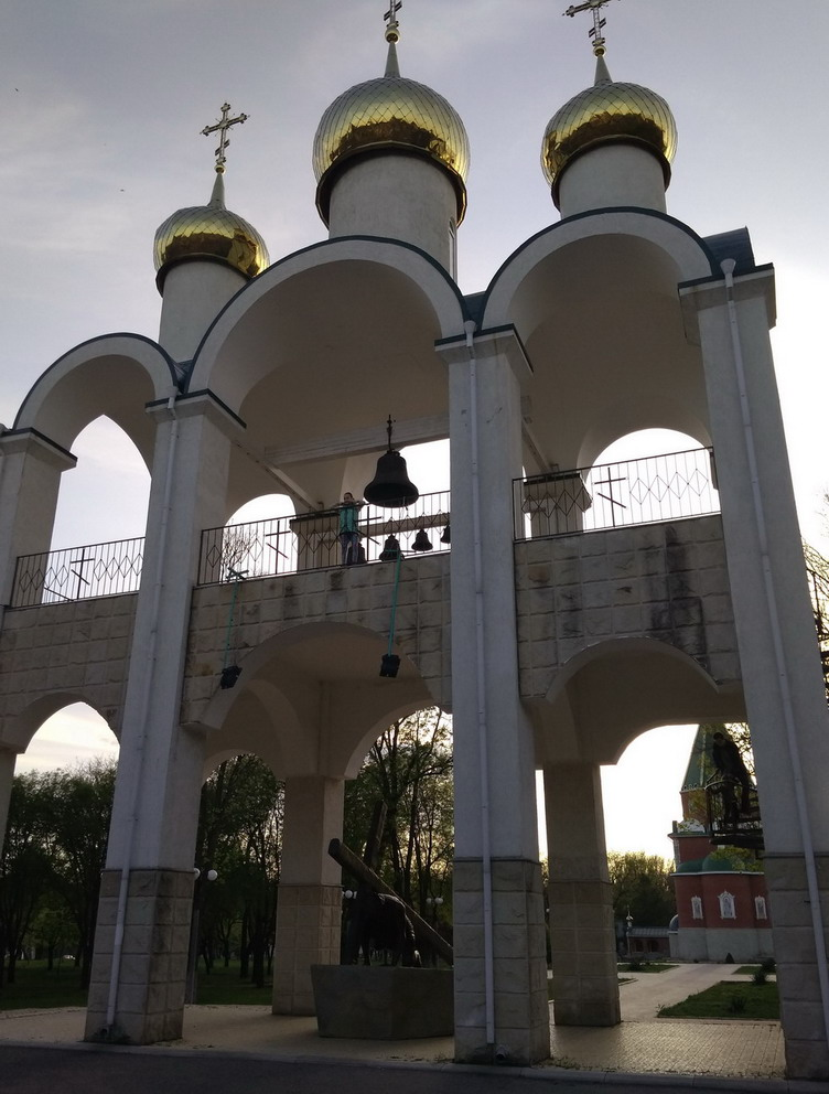 Название: Часовня в парке Кирова 2019.jpg Просмотры: 57  Размер: 167.7 Кб